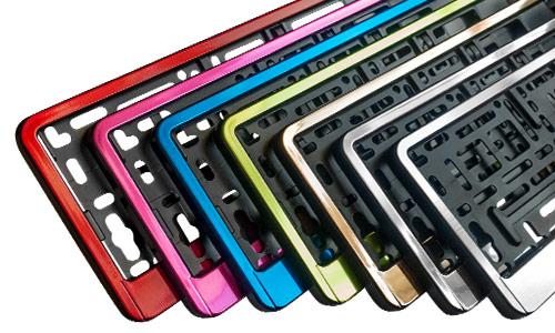 2 kfz kennzeichen 460 x 110mm nummernschild autokennzeichen dhl versand ebay. Black Bedroom Furniture Sets. Home Design Ideas